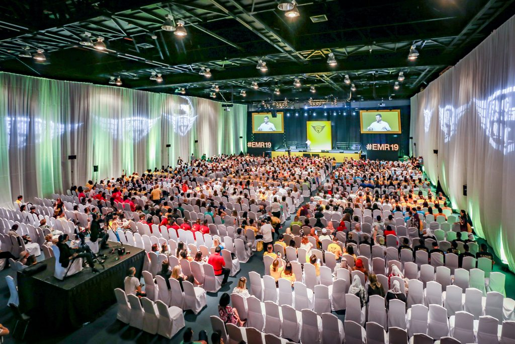 会展中心 – A厅 | 700 visitors