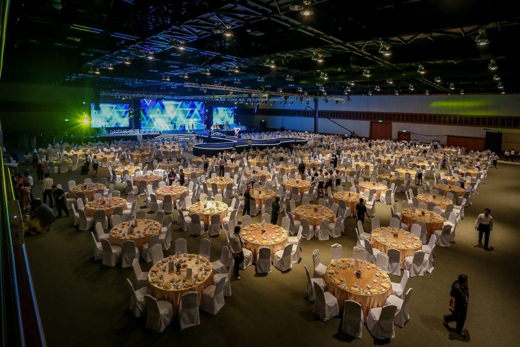会展中心 – CD厅 | 800 visitors
