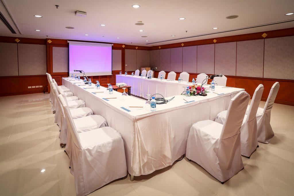 Pattaya 1 会议室 | 20 visitors