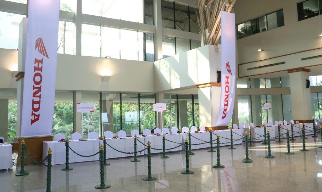 Foyer | 200 visitors
