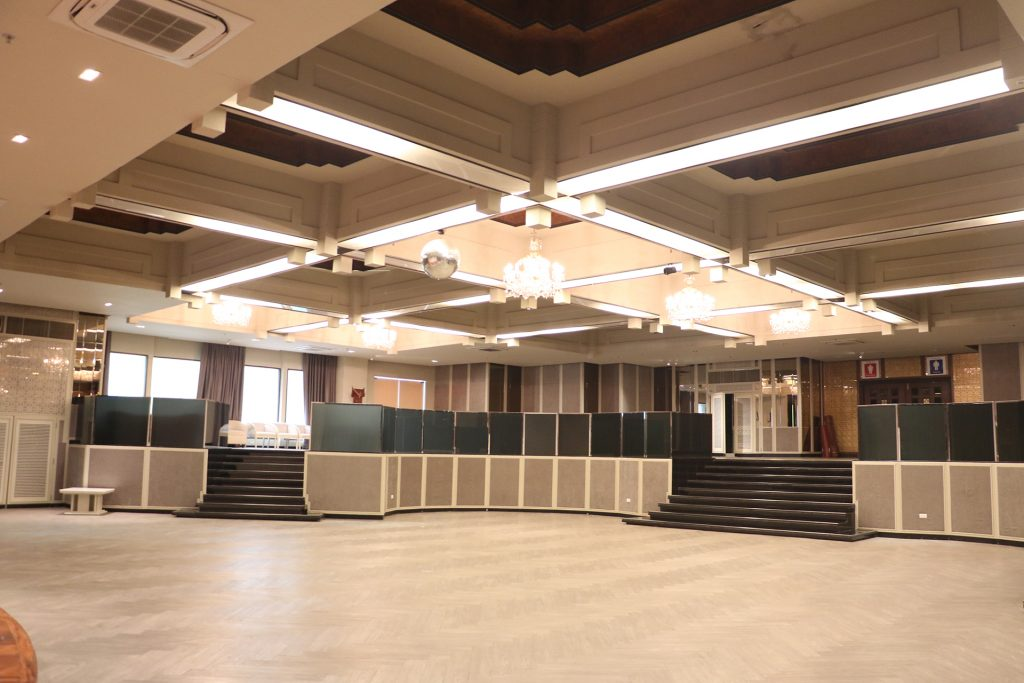 Royal Opal Theatre Lower Level | 200 visitors