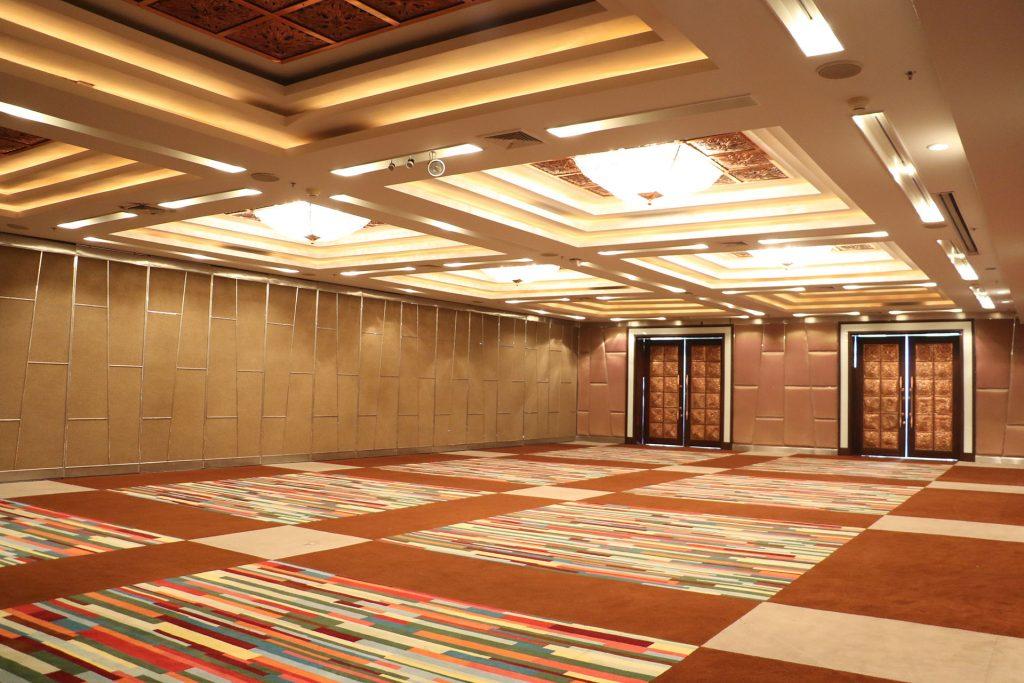 Orchid Ballroom A | 100 visitors