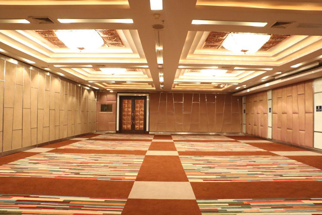 Orchid Ballroom B | 100 visitors