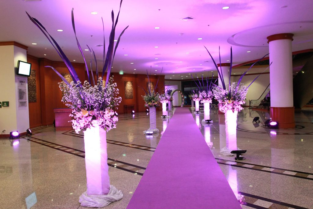 East Lobby | 400 visitors