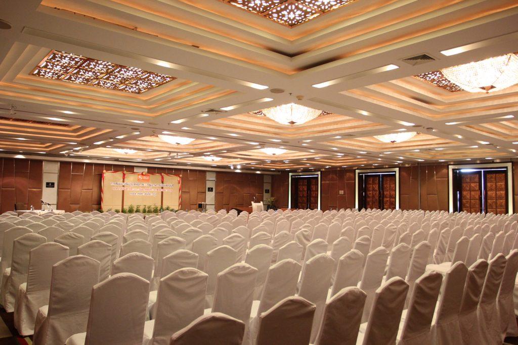 Orchid Ballroom A + B | 500 visitors