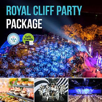Royal Cliff Party Package